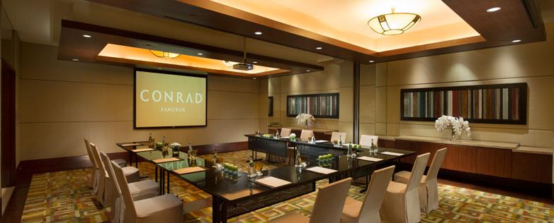 曼谷康莱德度假酒店