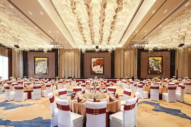 安徽宿州希尔顿逸林酒店大宴会厅(1+2)图片