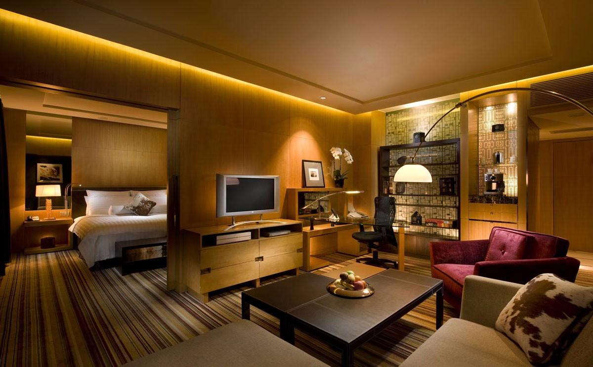 北京希尔顿酒店情趣墙画图片