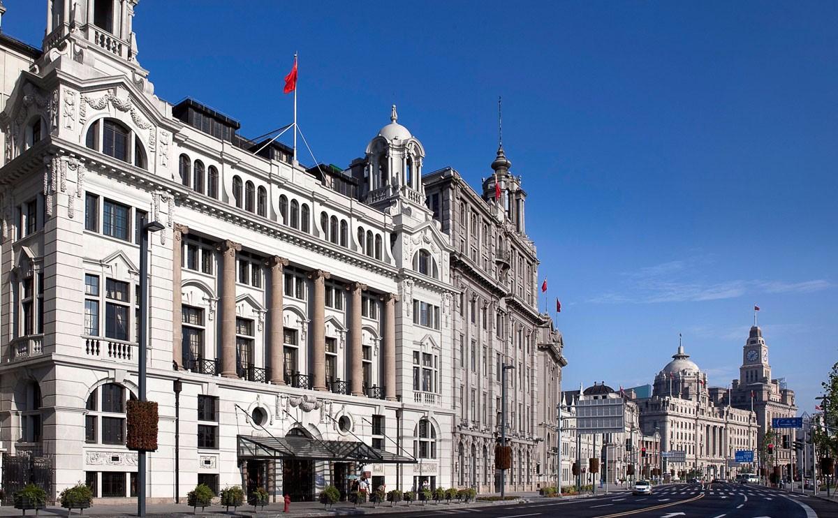 一座擁有豐富文化內涵、傳奇色彩、恒久建築與深厚歷史的奢華酒店,坐擁舉世聞名的上海外灘核心地帶。