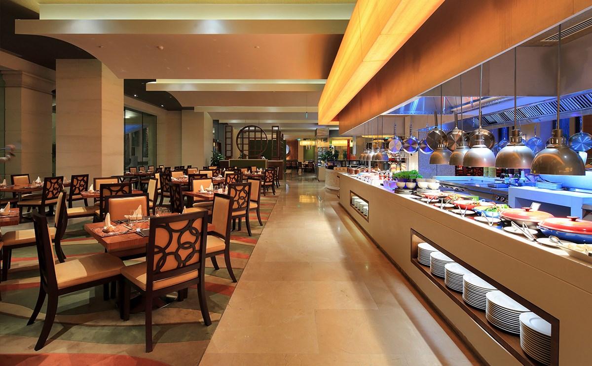 青岛金沙滩希尔顿酒店