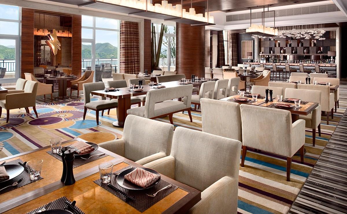 杭州千岛湖滨江希尔顿度假酒店