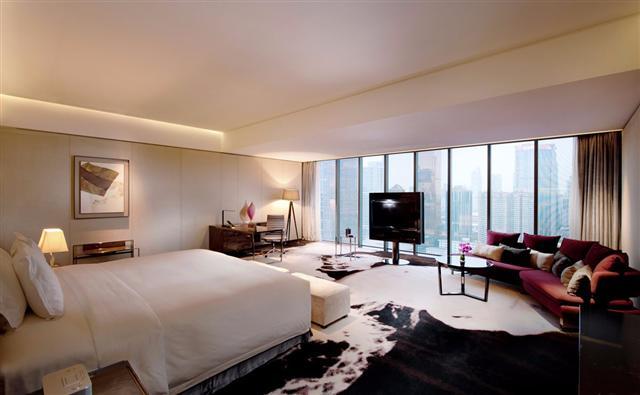 广州天河希尔顿酒店-荣誉客会