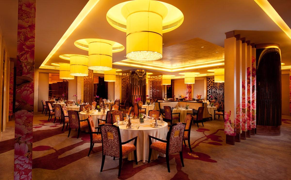 黄岛希尔顿酒店自助餐