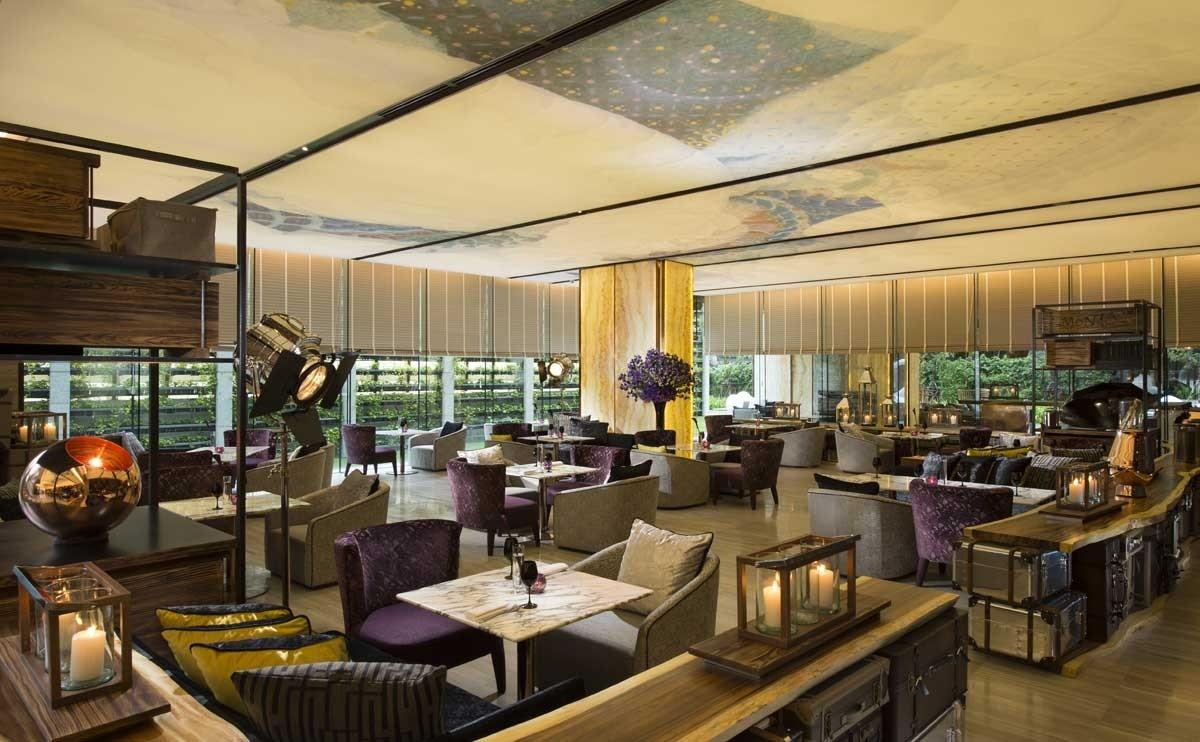 Thai Restaurant Hilton Abu Dhabi
