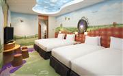 欢乐魔法套房 - 卧室