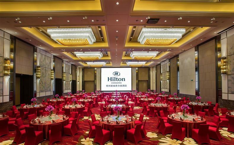 800平米帝景大宴会厅是您举办小型宴会、时尚鸡尾酒的佳选。