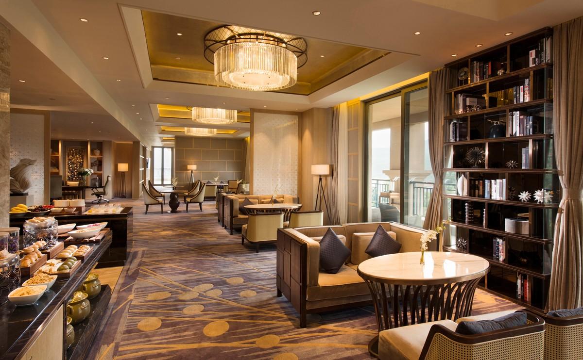 行政酒廊 欢乐时光丨会议室