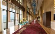 大宴会厅走廊 锦上添花的茶歇