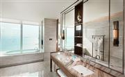 超豪华海景房 - 浴室