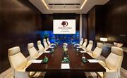 五楼董事会议室-50m²-高4米-可容纳20人