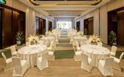 五楼嘉发厅-420m²-高5.3米-西式婚宴(可容纳240人)