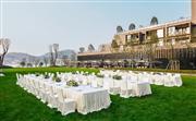 湖畔婚礼草坪