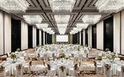 1170平方米,层高8米的无柱式大宴会厅