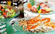 奧旋自助餐 - 蟹