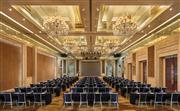 酒店拥有近2,000平方米的会议和宴会场地,设计灵活多变,可随实际用途分隔组合