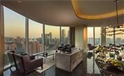 行政酒廊 - 270度景观视野将京城美景尽收眼底