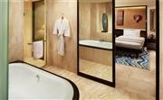 豪华园景客房浴室
