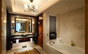 大使套房浴室