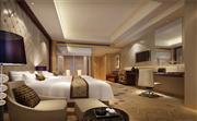 希尔顿客房-双床