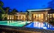 奢华海景泳池别墅–双卧室