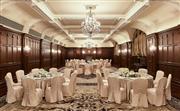 菁会厅 - 欧式风格的典雅菁会厅既适合小型婚宴,也可布置成婚礼仪式场所,高贵而又隆重。