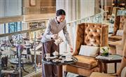 羿庭 - 来羿庭体验沪上久负盛名的华尔道夫下午茶,甜点小推车上的各式组合为您带来无限惊喜。
