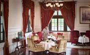 浦江汇 - 宾客与朋友品咖啡、喝下午茶或香槟酒的理想去处。