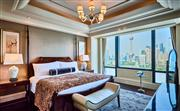御尊套房 - 210平方米空间的御尊套房将奢华与优雅完美融合。