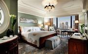 豪雅套房 - 拥有80平方米空间的豪雅套房装点精美优雅。