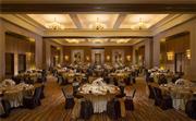 康萊德宴會廳頗受賓客歡迎,780 平方米(8,375 平方英尺)無立柱空間,裝潢布置優雅大氣。