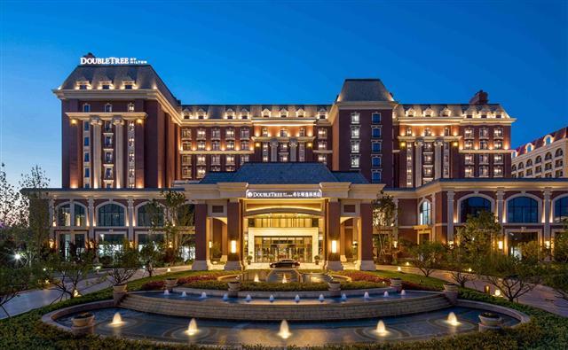 飯店 城陽