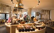 全新的东南亚风味全日制自助餐厅