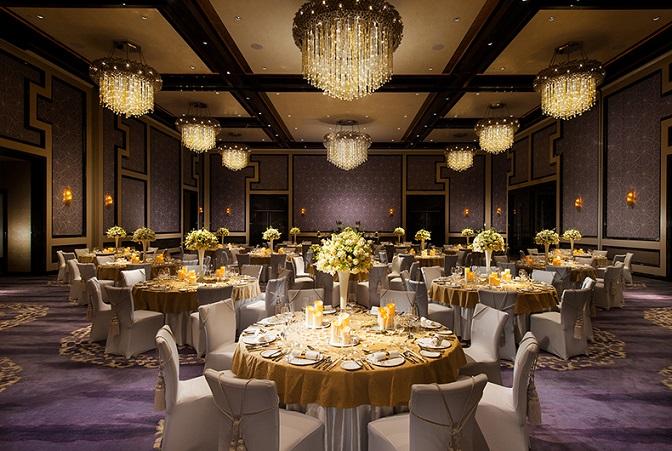 成都华尔道夫是亚洲第三家奢华品牌,打造私人专属婚礼体验。