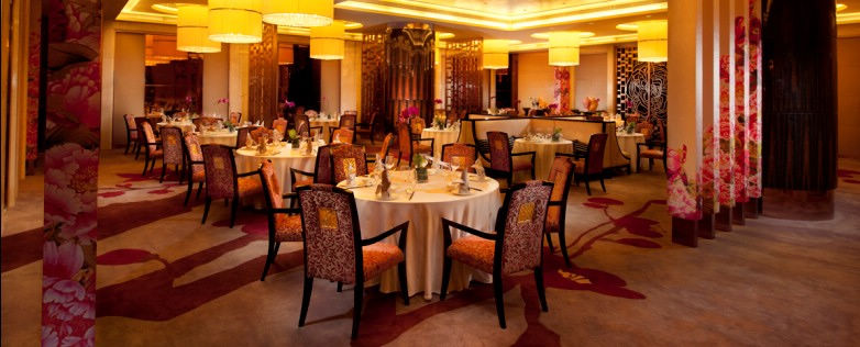 广州白云万达希尔顿酒店-酌宴府中餐厅